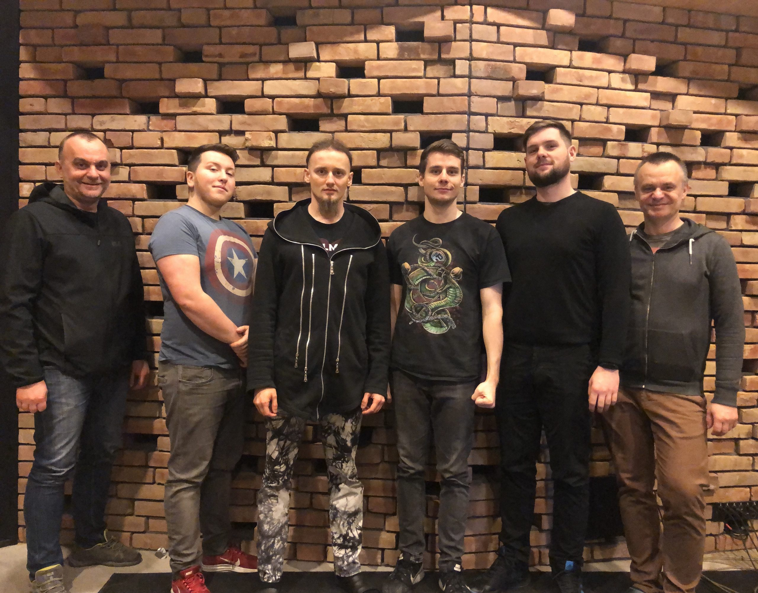 Psycho Visions - New album is recorded!