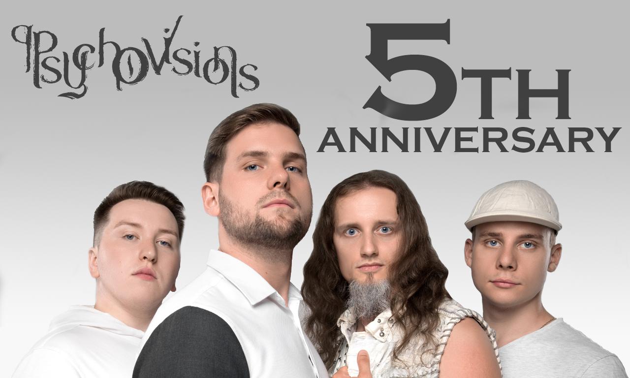 Psycho Visions - 5th anniversary!